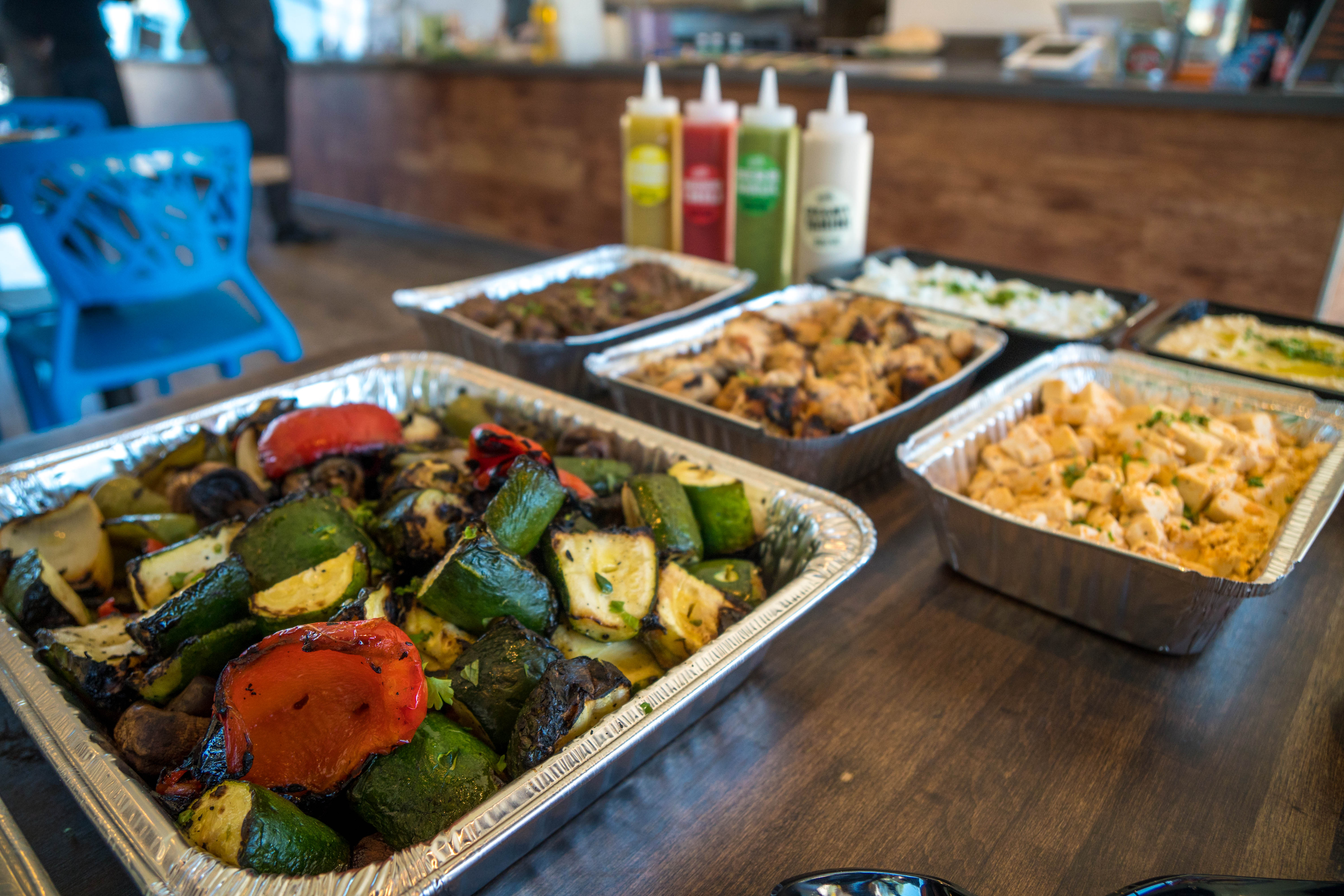 CATERING that gives you energy.